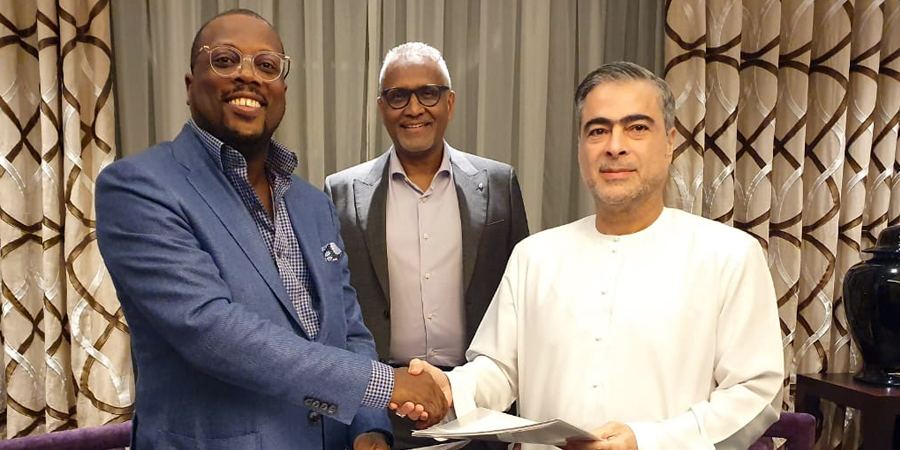 N'Gunu Tiny Emerald Group partners with HH Hamad Bin Khalifa