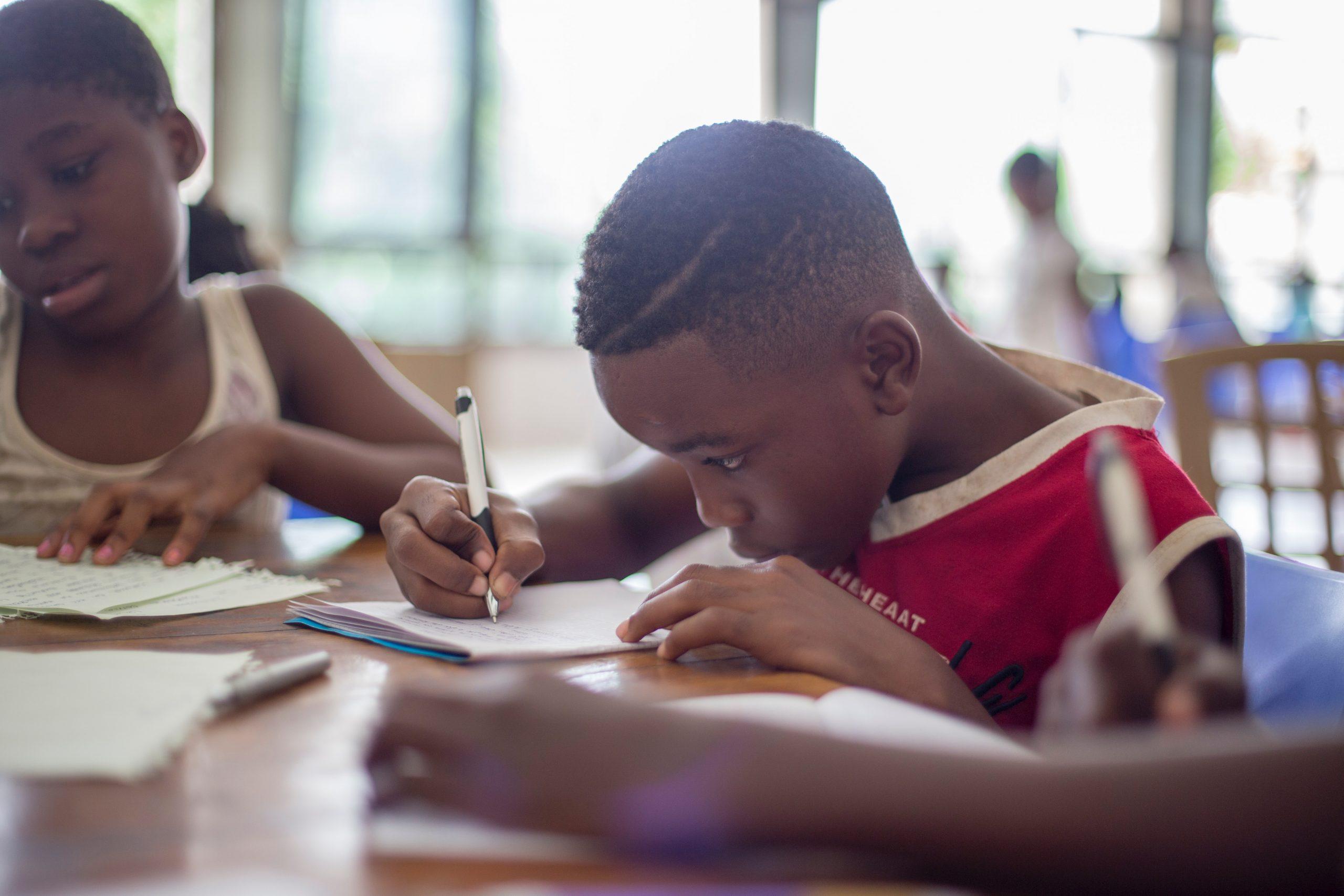 N'Gunu tiny - education in Africa